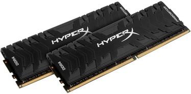 Оперативная память Kingston HyperX Predator 8GB 3333MHz CL17 DDR4 KIT OF 2 HX433C16PB3/16 (поврежденная упаковка)