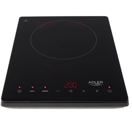 Mini plītis Adler AD 6513, 2000 W, melna