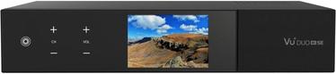 Digitālais uztvērējs VU+ Duo 4K SE, 31 cm x 25.5 cm x 6.8 cm, melna