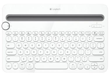 Logitech K480 Bluetooth Multi-Device Keyboard White