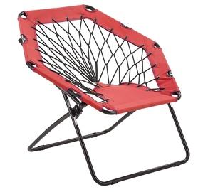 Halmar Widget Folding Garden Chair Red