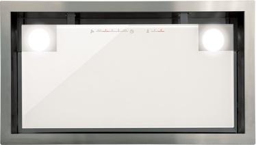 Iebūvēts tvaika nosūcējs Cata GC Dual A 45 XG White