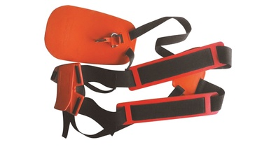 Vagner Universal Belt For Trimmers Black/Orange