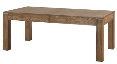 Обеденный стол Szynaka Meble Polaris 01 Oak, 2000x950x780 мм