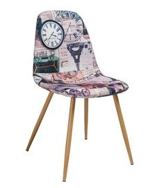 Ēdamistabas krēsls Signal Meble Citi Paris, 1 gab.