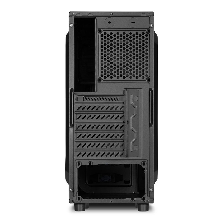 Sharkoo Mid-Tower VG5-V Black