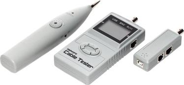 Тестер Netrack LCD Network Cable Tester RJ45/RJ11/BNC/USB