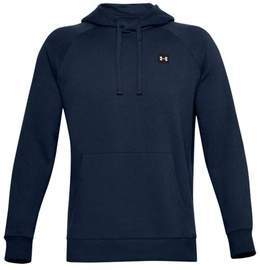 Under Armour Mens Rival Fleece Hoodie 1357092-408 Blue XL