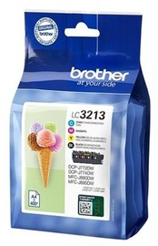 Printera kasetne Brother Cartridge Multipack LC3213VALDR Black/Cyan/Magenta/Yellow