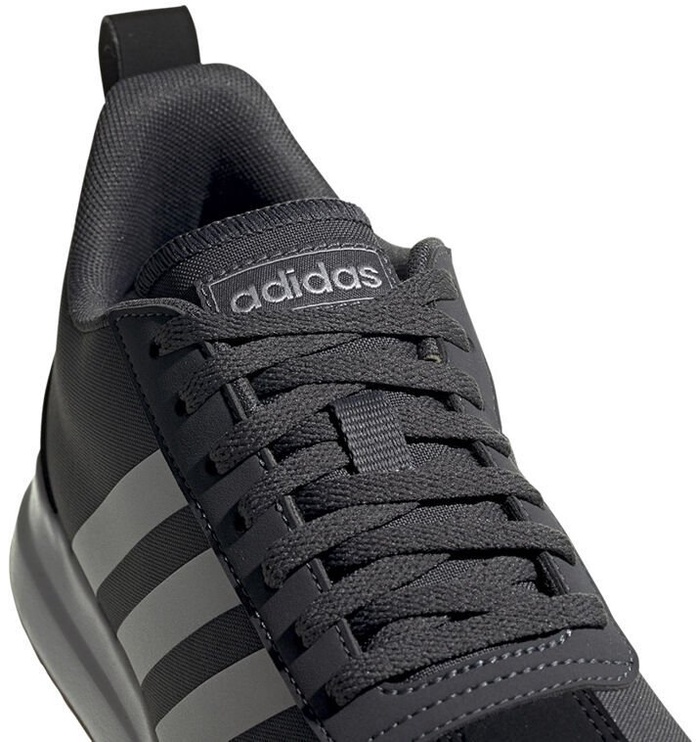 Sieviešu sporta apavi Adidas Run60s, melna/pelēka, 40.5 - 41