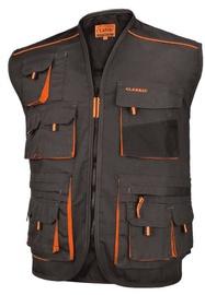 Art.Master Classic Work Vest Grey/Orange 50