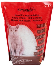 Kitty Clean Silicon Cat Litter 3.8l