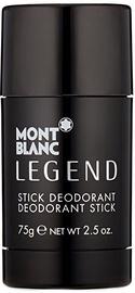 Vīriešu dezodorants Mont Blanc Legend, 75 g