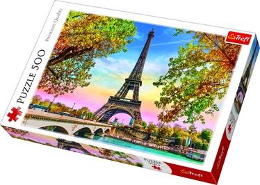 Trefl Romantic Paris Puzzle 500pcs 37330
