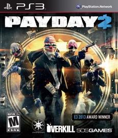 Игра для PlayStation 3 (PS3) Payday 2 PS3