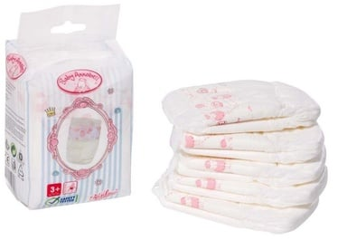 Zapf Creation Baby Annabell Nappies 5-Pack 792308