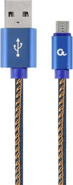 Gembird USB To Micro USB Premium Denim 1m