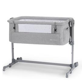 Детская кроватка KinderKraft Neste Up, серый