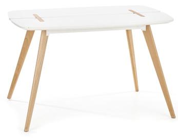 Pusdienu galds Halmar David White, 1200x800x760 mm