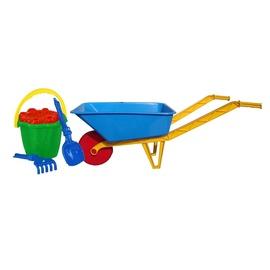 Набор игрушек для песочницы Large, многоцветный, 5 шт.