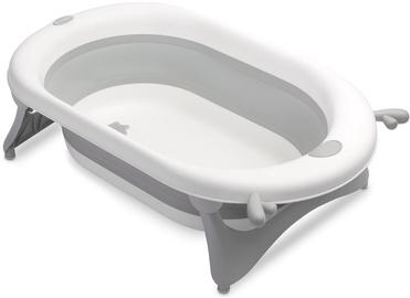 Детская ванночка Sensillo Foldable Travel Bath Tub, серый
