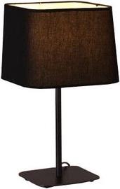 Light Prestige Marbella Table Lamp 60W E27 Black