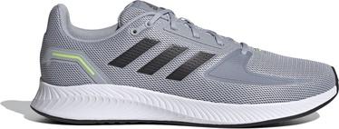 Adidas Runfalcon 2.0 FZ2804 Halo Silver 43 1/3