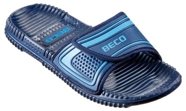 Beco 90601 Massage Slippers Navy Blue 43