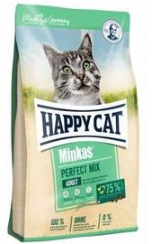 Happy Cat Minkas Mix Dry Food w/ Poultry, Fish & Lamb 500g