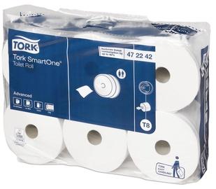 Tork SmartOne Advanced Toilet Roll T8 6pcs White