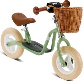 Балансирующий велосипед Puky LR M Classic, зеленый, 9″