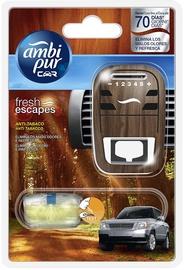 Ambi Pur CAR3 Diffuser & Anti Tobacco Refill 7ml