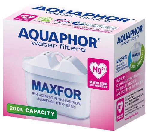 Aquaphor B100-25 Maxfor Magnesium 1pcs
