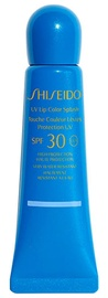 Shiseido Sun Care UV Lip Color Splash SPF30 10ml Tahiti Blue