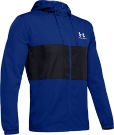 Under Armour Sportstyle Wind Jacket 1329297-400 Blue M