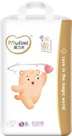 Autiņbiksītes Mulimi S, S, 56 gab.