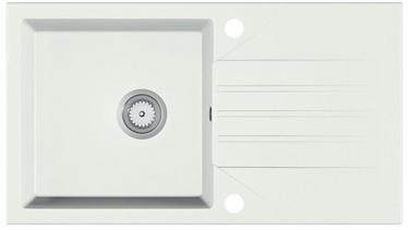 Halmar Sink Evinion White (поврежденная упаковка)