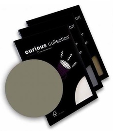 Antalis Curious Metallics A4 120g 50pcs Dark Silver