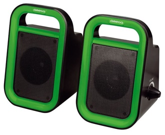 Omega Multimedia Speakers