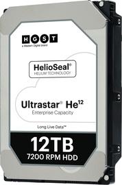 Жесткий диск сервера (HDD) HGST HUH721212ALE600, 256 МБ, 12 TB