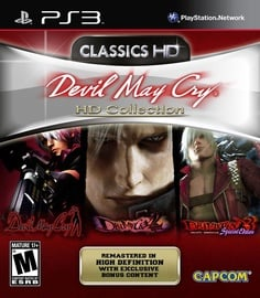 Devil May Cry: HD Collection PS 3