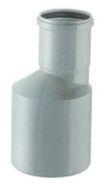 Magnaplast Adapter Grey 50x75mm