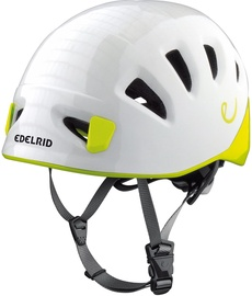 Edelrid Shield II Helmet 48-56cm White / Green