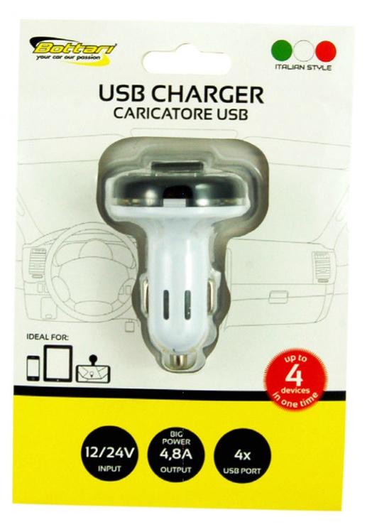 Bottari 4 USB Charger 30323