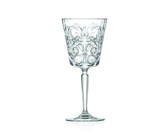 Vīna glāze RCR Tattoo 26637020006, 0.29 l, 6 gab.