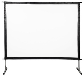 """4World Fast-Fold Projection Screen 305x228 150"""""""