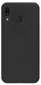 Mocco Ultra Slim Soft Matte Back Case For Sony Xperia XA1 Plus Black
