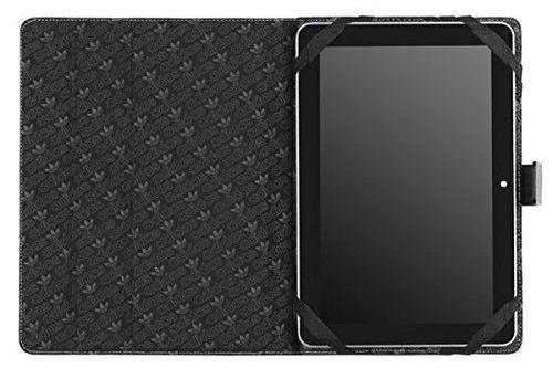 Чехол Adidas Folio Series Case For Apple iPad Air/Air 2/ iPad 9.7 2017 Black/White