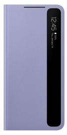 Samsung Smart Clear View Cover For Samsung Galaxy S21 Plus Violet