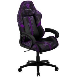 Игровое кресло Thunder X3 BC1 CAMO Ultra Violet